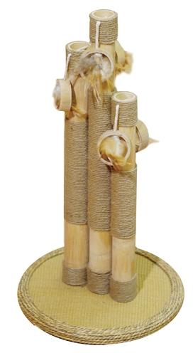 Krabpaal basil bamboe