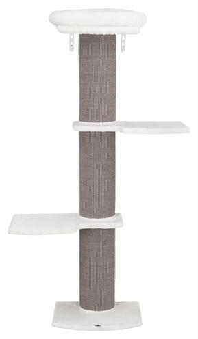 Trixie krabpaal acadia voor aan de muur grijs
